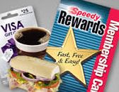 Speedy Rewards