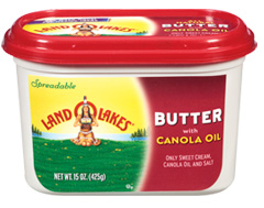 Spreadable Butter